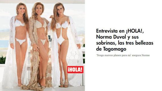 Norma Duval de Vintage Ibiza en Hola